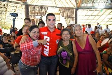 Alejandro Moreno prometió democratización de candidaturas en el PRI