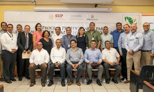 Asigna Cecyte BC plazas de docentes para ciclo escolar 2019-2020