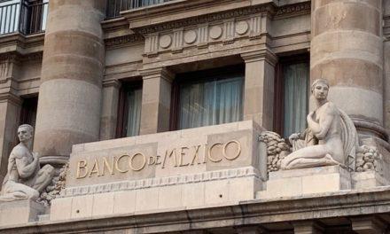 Cinco años después, Banco de México baja tasa de interés a 8%