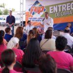 Concluyen trabajos de pavimentación en la calzada Macristy de Hermosillo