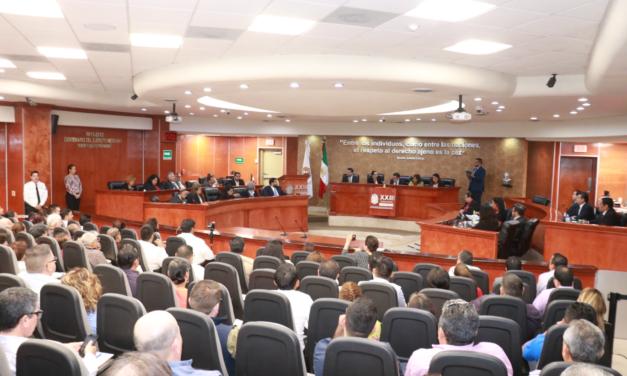 Este lunes inicia la glosa del VI Informe de Gobierno