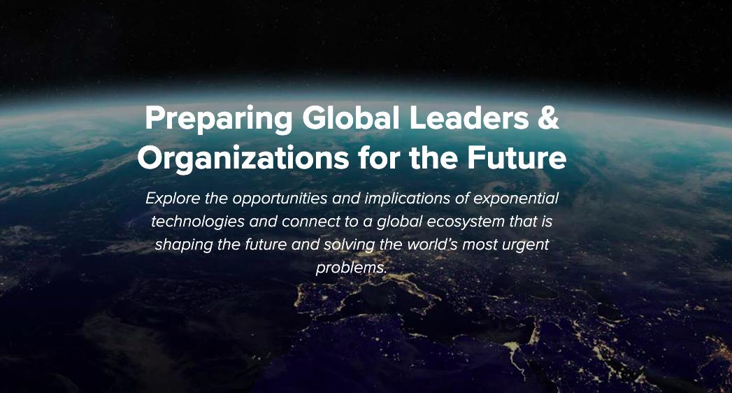 Enlace Informativo cubrirá en exclusiva la cuarta cumbre anual de Singularity University 2019.