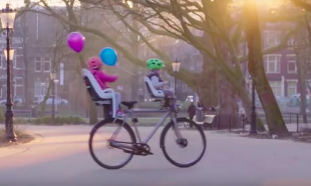 Conoce la nueva Bicicleta Inteligente: autónoma, híbrida y simple.