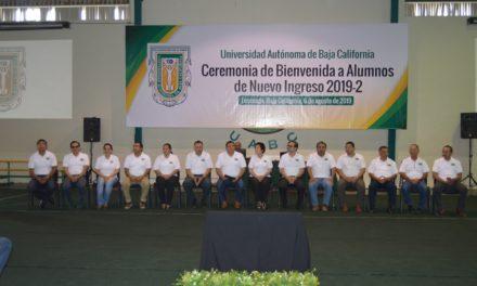 Dan bienvenida a nuevos Cimarrones en el Campus Ensenada
