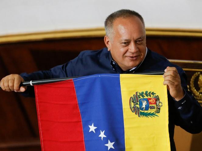 EU inicia conversaciones secretas con Diosdado Cabello