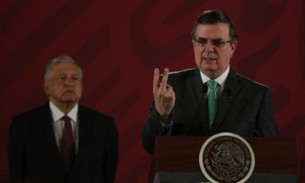 México impulsa el empleo en Centroamérica, dice Ebrard