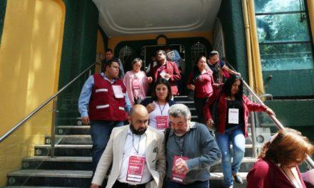 Llama AMLO a impedir 'acarreo' y compra de votos en elección de Morena