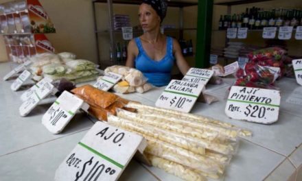 Cuba impone límites de precios en todo el país