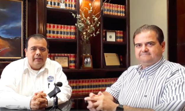 Entrevista a Reginaldo Esquer Félix, presidente de la Comisión Fiscal Nacional de COPARMEX