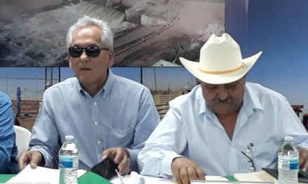 Valle de Mexicali, al borde del colapso: Minor Mora