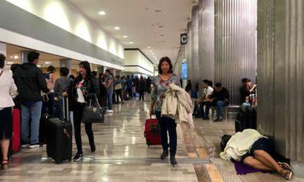 Ya son 66 vuelos cancelados por Interjet