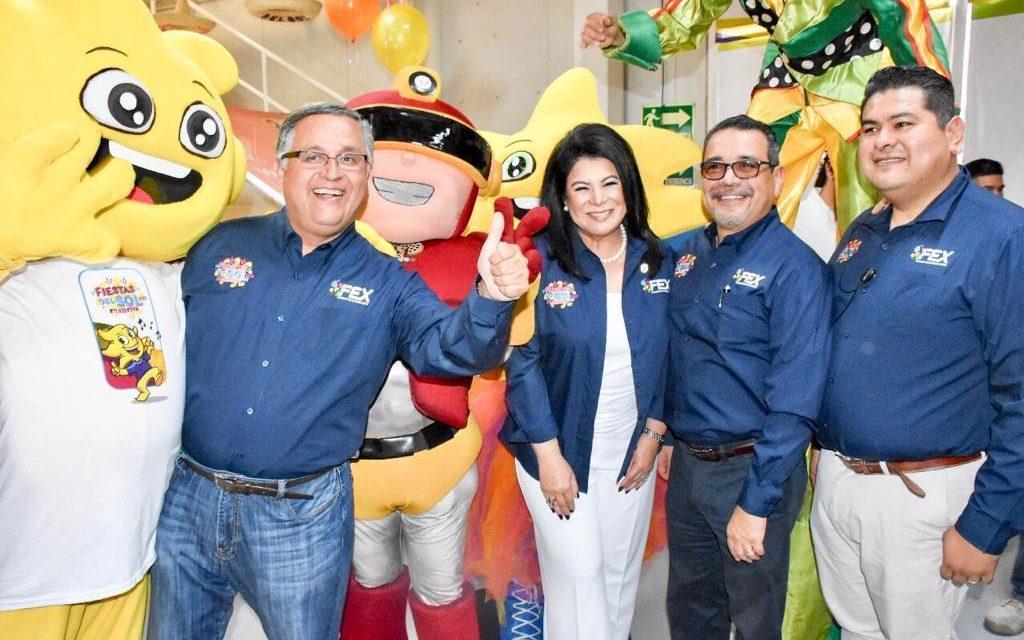 Buscan superar 435 mil visitantes a las Fiestas del Sol 2019