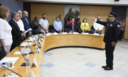Alejandro Monreal, nuevo director de Seguridad Pública Municipal
