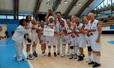 Abuelitas mexicanas ganan torneo mundial de Baloncesto en Finlandia