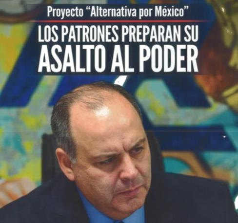 """""""Alternativas Por México"""" iniciativa de Coparmex para desarrollar líderes ciudadanos comprometidos con México."""