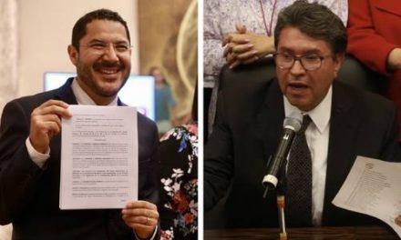 El partido da la razón a Batres y ordena reponer la elección