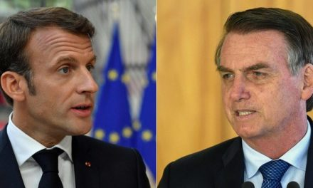 Si Macron retira insultos, acepto ayuda para la Amazonia: Bolsonaro