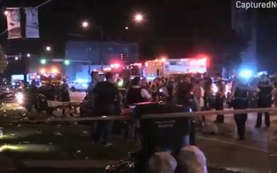 Tercer tiroteo en Estados Unidos: siete heridos