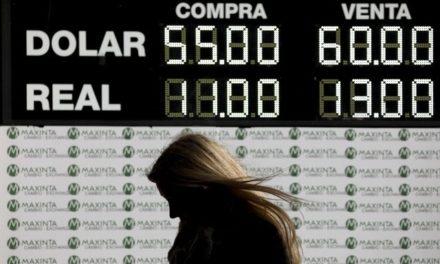 Se derrumba la Bolsa y el peso argentinos tras victoria de Fernández