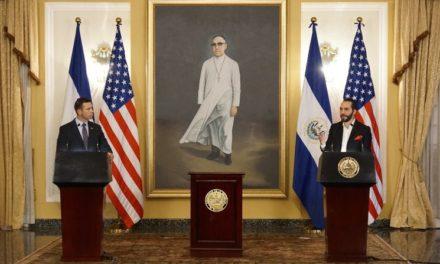 """El Salvador y EU pactan cooperación en migración sin """"tercer país seguro"""""""