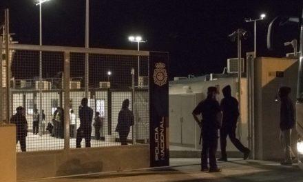 Rescata España a 208 migrantes en el Mediterráneo