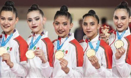 México obtiene histórico oro en Gimnasia Rítmica
