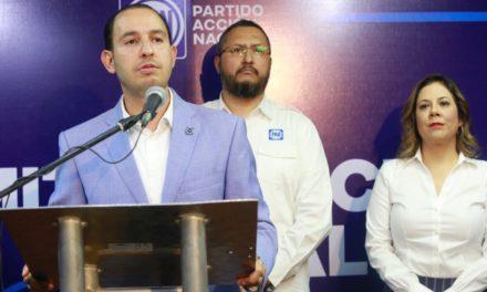 Congreso no quiere notificar Ley Bonilla para no darle tiempo a la Suprema Corte: Marko Cortés