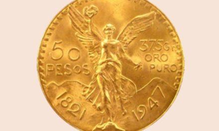 ¿Cuánto valen en pesos los mil 567 centenarios robados en la Casa de Moneda de México?