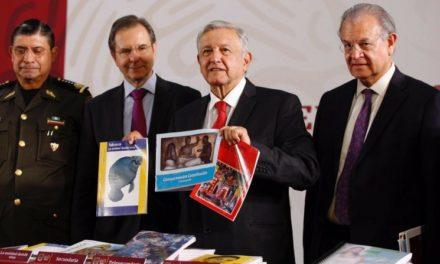 Ya entregó SEP más del 80% de libros de texto: Moctezuma