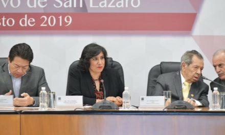 SFP ha resuelto 100 destituciones de funcionarios públicos