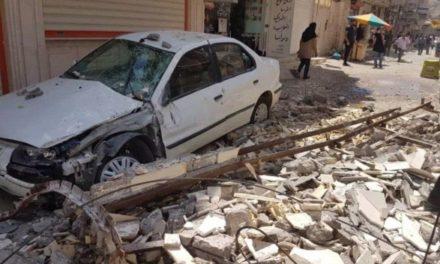 Terremoto sacude a Irán; reportan un muerto y 20 lesionados