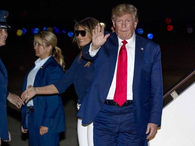 Trump desvía millones del fondo de desastres a su política fronteriza
