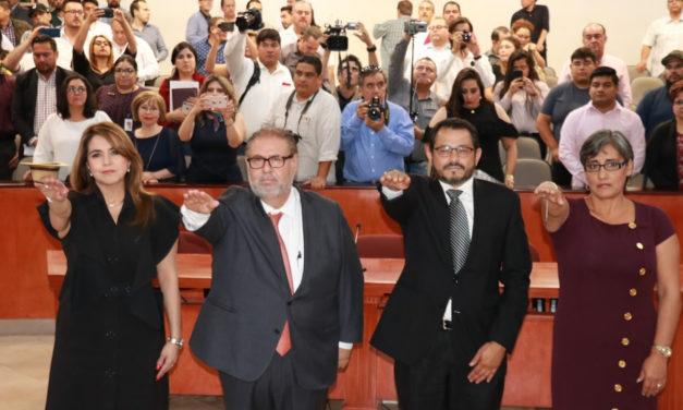 Designa XXIII Legislatura a titulares de órganos técnicos y administrativos