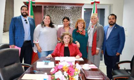 Se instala Comisión de Derechos Humanos, Familia y Asuntos Religiosos del Congreso del Estado