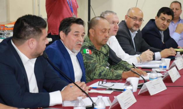 Se suma Congreso del Estado a trabajo de Gabinete de Seguridad para la Construcción de la Paz en BC