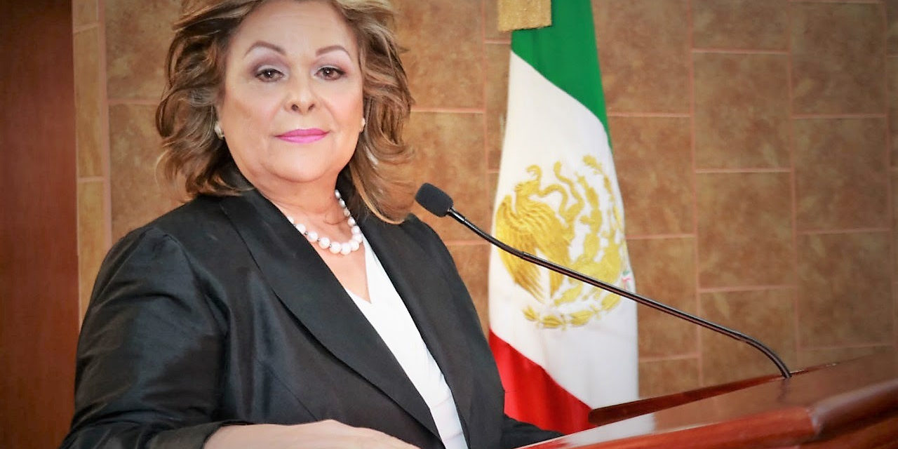 Presenta Triny Vaca iniciativa contra el trato de personas