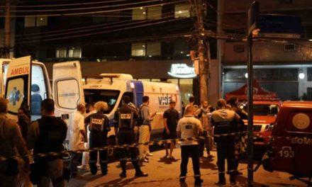 Ya son 11 los muertos por incendio en hospital de Río de Janeiro