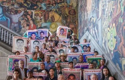 Nuevos indicios apuntan que los normalistas están en Guerrero: Encinas