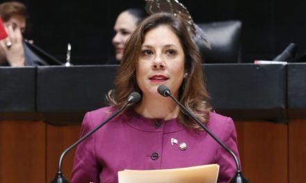 Los contribuyentes no son delincuentes: Senadora Gina Cruz