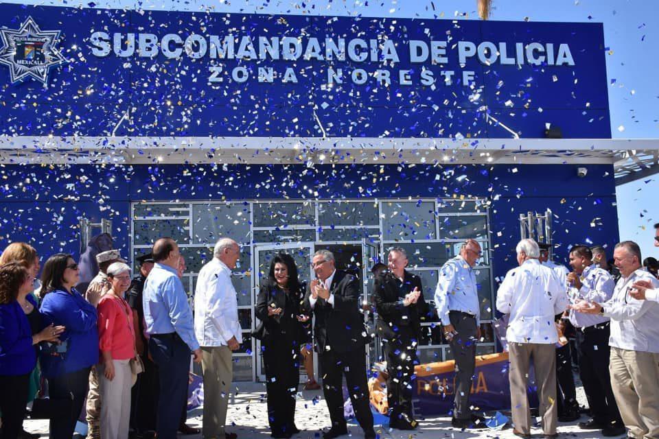Inauguran Centro Integral de Seguridad en la zona Noroeste