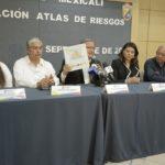 "Presenta Alcalde ""Atlas de Riesgos"" del municipio de Mexicali"