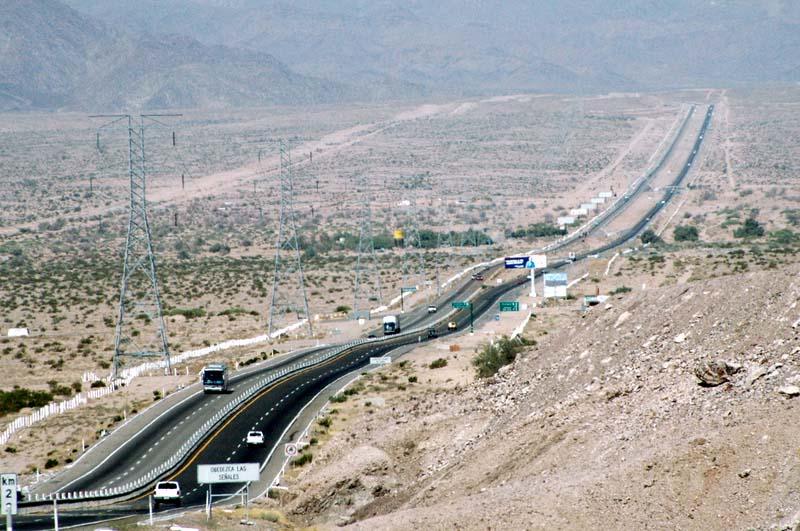 Gobierno de BC ha invertido más de 490 MDP en autopista La Rumorosa