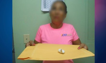 Mujer intentó ingresar droga al Cereso de Mexicali