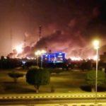 Ataque con drones causa incendio en la mayor refinería de Arabia Saudita