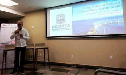 Destacan éxito acuícola de Baja California en cumbre Latinoamericana