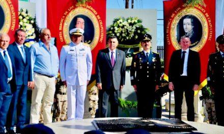 Conmemoran 172 Aniversario de la Gesta Heroica de los Niños Héroes de Chapultepec