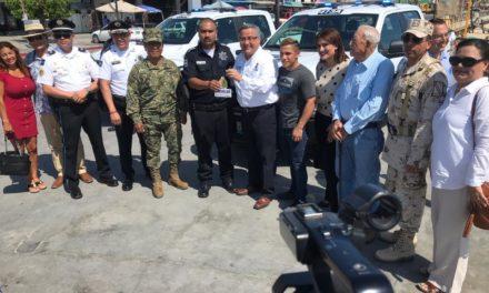 Refuerzan seguridad en San Felipe con nuevas patrullas