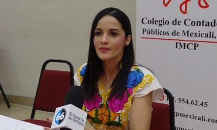 """Reforma Fiscal para 2020 viene """"muy agresiva"""": Colegio de Contadores de Mexicali"""