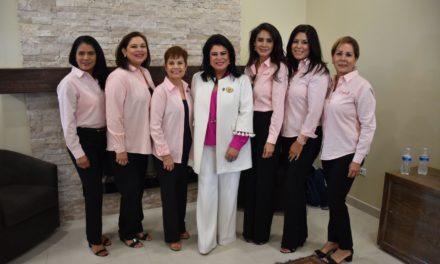 Entrega Ayunamiento estancia oncológica a fundación Mujeres que viven