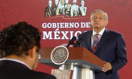 AMLO cuestiona construcción de Constellation Brands en Mexicali